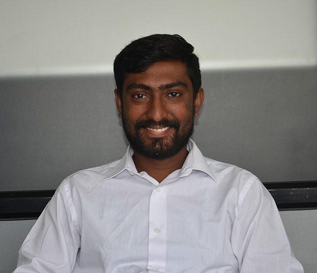 Vivek Patel - Mechatroniksolar